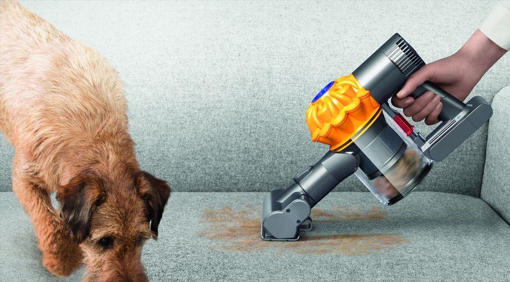 Dyson v6 top dog dc33c mattress dyson