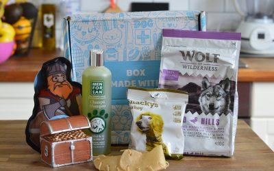 Woufbox de Mars : votre chien part à l'aventure !