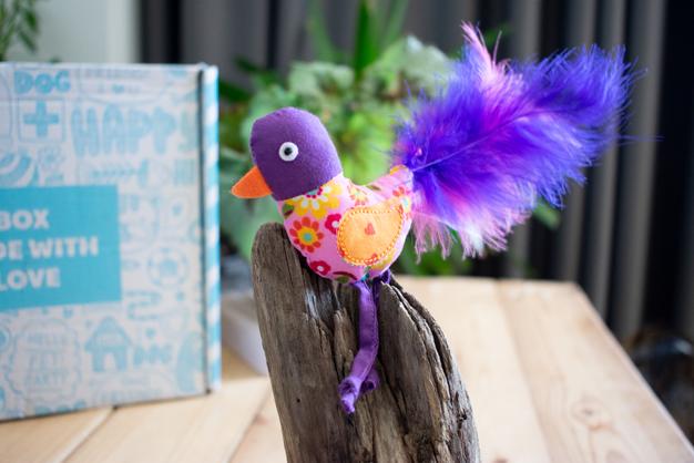 Jouet Oiseau à plumes de MIAOUBOX